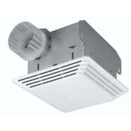678 FAN/LIGHT COMBO 50 CFM 2.5 SONES USES 100 WATT LAMP NOT INCLUDED QTY 1