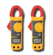 FLUKE324 FLUKE DIGITAL CLAMP METER DESIGNED TO VERIFY THE PRESENCE OF LOAD CURRENT MEASURES TO 600 VOLT AC/DC CURRENT TO 400 AMPS RESISTANCE TO 400 OHMS INCLUDES TEST LEADS AND SOFT CARRYING CASE QTY 1