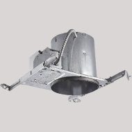 """P87AT 6"""" RECESSED CAN INCANDESCENT 120 VOLT IC RATED AIRTIGHT QTY 1/8 PER CASE"""