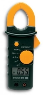 CM660 CLAMP METER DIGITAL DISPLAY MEASURES TO 600 VOLT AC/DC CURRENT TO 600 AMPS RESISTANCE TO 2000 OHMS QTY 1