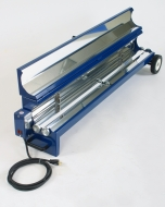 """451 1/2"""" TO 4"""" PVC BENDER HEATER 120 VOLT 20 AMPS 2300 WATTS LIGHTED ON/OFF SWITCH FULL LENGTH DOOR QTY 1"""