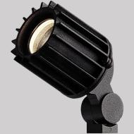 P523031 SPOT FIXTURE LV BLACK 12V USE 50WMR16 MAX QTY 1