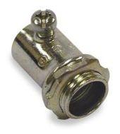 2002 1/2 EMT STEEL SET SCREW CONNECTOR 4050S (OZG) TC121A (TB) QTY 1/50/500
