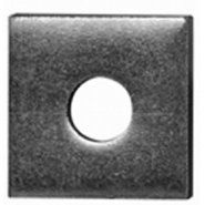 SW6191/4 1/4 IN SQUARE WASHER QTY 100 FS50041/4 (FLEX) PS25041/4 (POWER STRUT)