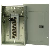 BR2024B100R 100 AMP MAIN 20 SPACES/24 CIRCUIT BREAKER LOADCENTER 1 PHASE 3 WIRE 120-240 VOLT OUTDOOR ENCLOSURE NEMA 3R SERIES BR QTY 1