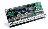 DSC-PC5108 EXPANSION BOARD COMPATIBLE WITH PC1616 PC1832 AND PC1864 CONTROL PANELS ADDS 8 HARDWIRE ZONES QTY 1