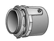 28075 3/4 HW SET SCREW CONNECTOR 207 (MW) HC102 (TB) QTY 20/100