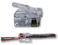 100026B EZRJ12 PLUG CONNECTOR END QTY 1/50