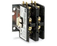 C25BNB220B 20A 2 POLE CONTACTOR DEFINITE PURPOSE 208-240 VOLT COIL 20 AMPS (INDUCTIVE) 30 AMPS (RESISTIVE) TERMINAL TYPE BINDING HEAD SCREWS WITH QUICK CONNECT TERMINALS FRAME SIZE B SERIES C25 ENCLOSURE TYPE OPEN 45CG20AG (SIEMENS) QTY 1/50