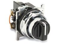 10250T22KB-POP (10250ED1302-6) SWITCH SELECTOR NON-ILLUMINATED NEMA 4 4X 13 3 POSITION THROW LEFT/RIGTH CONTACT-MAINTAINED 1-NO 1-NC CONTACTS HAND/OFF/AUTO QTY 1