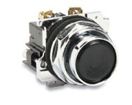 10250T30B-POP (10250ED1302) PUSHBUTTON OPERATOR 30.5 MM OPERATING CAP-FLUSH COLOR BLACK NEMA 4 1-NO 1-NC CONTACTS ENGRAVED LEGEND PLATES START AND JOG QTY 1