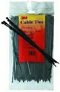 "MMM59275 CT4NT18C CABLE TIE MINIATURE 0.1"" WIDE X 0.04"" THICK X 4"" LONG 0.7"" COLOR NATURAL QTY 100/1000"