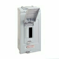 BR24L70SP 70 AMP MAIN LUGS 2 SPACES/4 CIRCUIT BREAKER LOADCENTER 1 PHASE 3 WIRE 120-240 VOLT INDOOR ENCLOSURE SERIES BR QTY 1