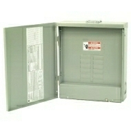 CH12L125R 125 AMP 12 SPACE MLO PANEL NENA 3R