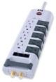 SULT10TC 6FT 10 UTLET SURGE AC/TEL/FAX/MOD/DSS/COAX LINE QTY 1