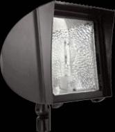 FXH150QT FLEXFLOOD 150W MH QT HPF WITH ARM + LAMP BRONZE QTY 1