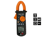CL110 CL100 (OLD#) 600 AMP AC CLAMP METER MULTI FEATURED MEASURES AC/DC VOLATGE AC CURRENT AND RESISTANCE QTY 1
